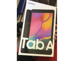 New Samsung Galaxy Tab A 8.0 32 GB Black for sale