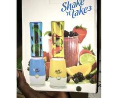 Mini Juice Blender With Bottle for sale