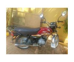 TV motorcycle