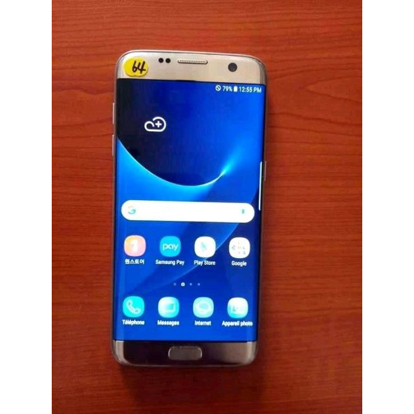 Samsung galaxy S7 edge Duos  uk used with recipt - 3/4