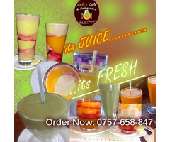 Juicy Cafe Kabalagala