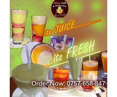 Juicy Cafe