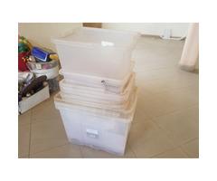 Shipping buckets
