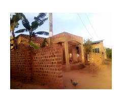 Residential house plus a boy's quarter for sale