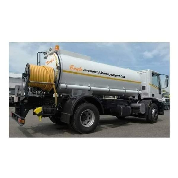Septic Tank and pitlatrine Emptying Services - 2/2