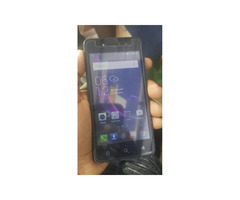 Used Tecno W2 8 GB Black