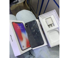 New Apple iPhone X 64 GB Black for sale