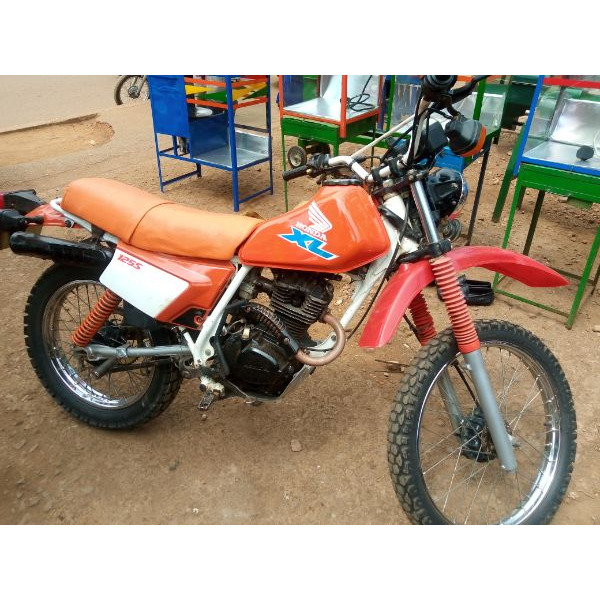 Honda XL for sale - 4/4