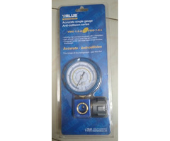 New Accurate single Gauge refrigerant