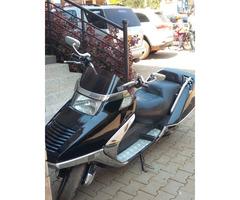Honda Fusion 300cc