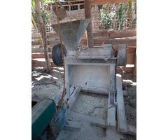 Diesel milling machine