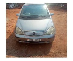 Mercedes-Benz A-Class 2002 Silver for sale