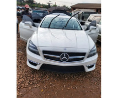 Mercedes-Benz CLS 2015 White for sale