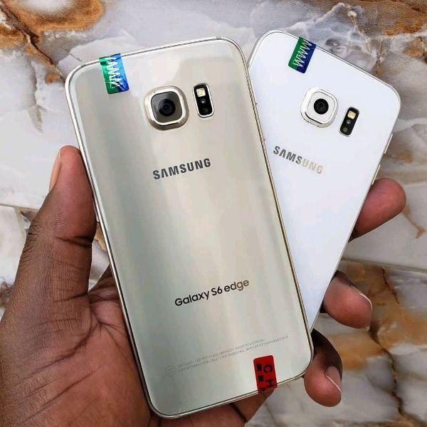 Uk used Samsung galaxy S6 edges - 2/4