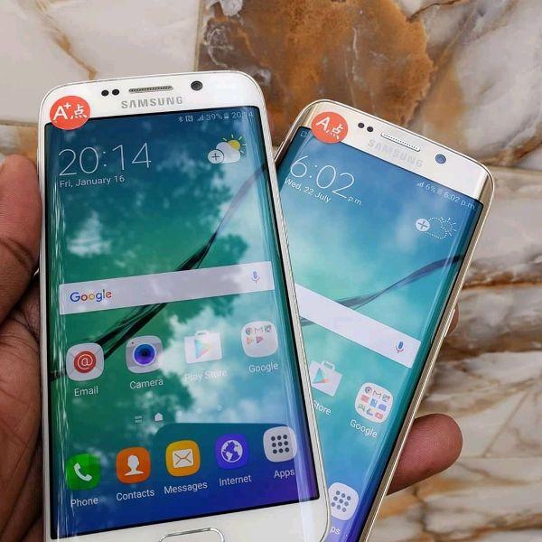 Uk used Samsung galaxy S6 edges - 4/4
