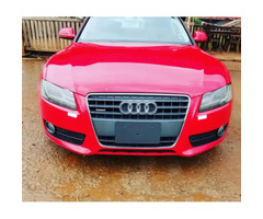 Audi A5 2010 Red for sale