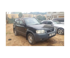 Ford Escape Hybrid 4WD 2006 Black for sale