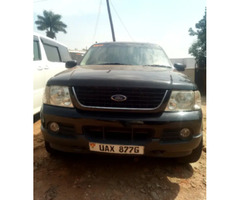 Ford Explorer 2005 Black for sale