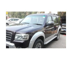 Ford Everest 2009 Brown for sale
