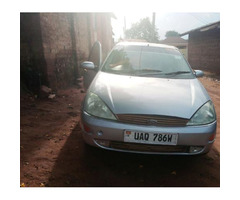 Ford Focus 1998 Silver for sale