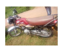 TVs kiwagi motorcycle