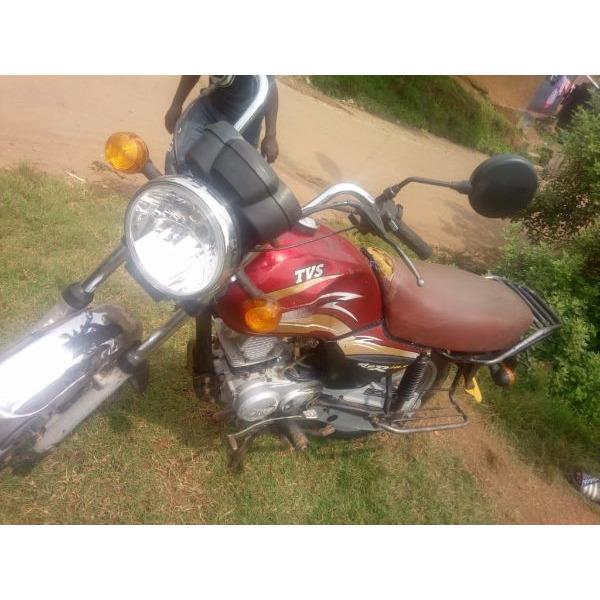 TVs kiwagi motorcycle - 3/3