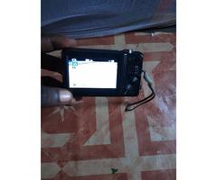 Camera and monitor