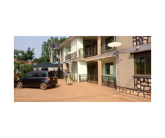 A fully equipped one bedroom house for rent in namulanda