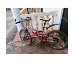 Changer Bike