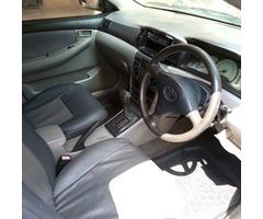 Corolla  2003 1.5cc