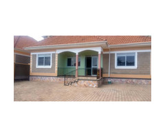 Three bedroom house for sell in bwebajja Entebbe road