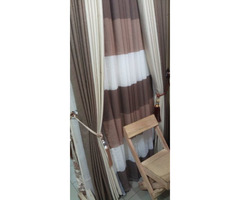Curtains,carpets and office blind