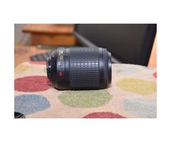 Nikon DX ED VR 50 - 200mm