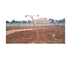 Titled plot on sell in Kawuku wamala Off Entebbe road