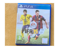 FIFA 15 for PS4 for sale