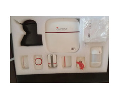 Avatar Wifi & GSM Smart Home Alarm Security System Camera for sale