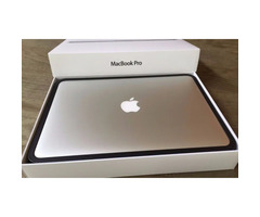 New Laptop Apple MacBook Pro 8GB Intel Core I5 SSD 128GB for sale
