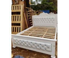 Leather Bed for sale
