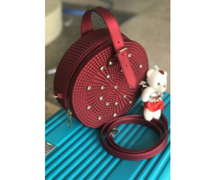 Round Cross Bag for sale