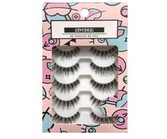 Jimire Fake Eyelashes Natural Lashes Multipack for sale