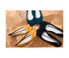 Open Flat Shoes. for sale