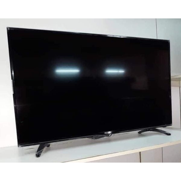 32inch flat screen TV brand new with inbuilt decorder find us at sbcity plaza opposite old taxi Park - 1/1