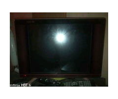 Samsung 19 ich flat screen tv