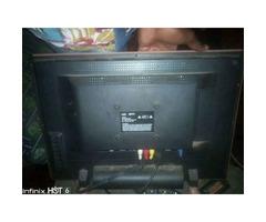 Samsung 19 ich flat screen tv