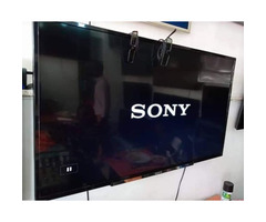 450k last price for 32inch flat screen TV brand new with inbuilt decorder find us at sbcity plaza op
