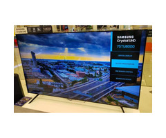 75inch 2020 Samsung TU8000 4K Crystal UHD TV for sale