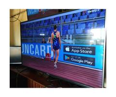 "Panasonic 55"" UHD 4K Smart TV for sale"