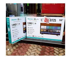 55inch Hisense UHD 4K Smart TV for sale