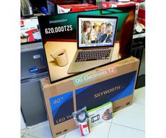 Skyworth 40inch FRAMELESS Digital Flat Screen TV for sale
