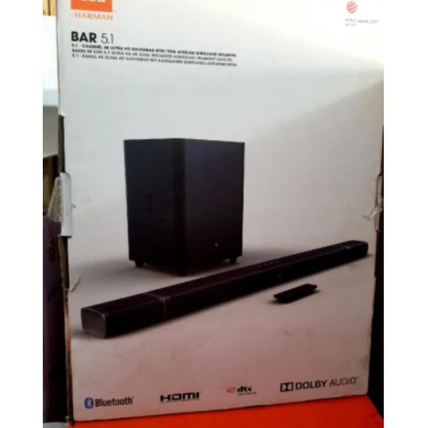 JBL Bar 5.1 Inches 4K Ultra HD Sound Bar for sale - 1/1